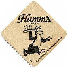 Vintage Illustration Art, Character Illustration, Graphic Illustration, Mascot Design, Badge Design, Artwork Design, Design Art, Sous Bock, Hamms Beer