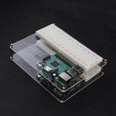 $11.52 (Buy here: https://alitems.com/g/1e8d114494ebda23ff8b16525dc3e8/?i=5&ulp=https%3A%2F%2Fwww.aliexpress.com%2Fitem%2F2-Layers-Acrylic-Mount-Plate-Raspberry-pi-DIY-Prototype-Experimental-Platform-for-Raspberry-pi-3-Raspberry%2F32707684283.html ) 2 Layers Acrylic Mount Plate Raspberry pi DIY Prototype Experimental Platform for Raspberry pi 3 &Raspberry Pi 2 Model B / B+ for just $11.52