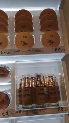Recensioni cura del sé: P2 Cosmetics finalmente approdati in Italia: carrellata degli stand all'Oviesse di Torino, in Via Roma...e qualche acquisto!