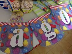 Eventos Temáticos: Party Box para Thiago!!