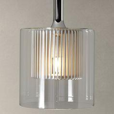 Buy John Lewis Salvatore Glass Pendant Light Online At Johnlewis