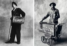 Irving Penn: Small Trades.