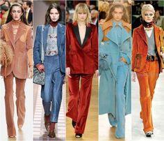 Moda – Tendencias otoño invierno 2018 | Noticias de Moda Argentina
