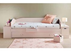 Wide Range Of Modern Children's Beds - Online And In Store Large Single Bed, Single Day Bed, Canapé Convertible But, Sleepover Beds, Childrens Room, Trundle Mattress, Youth Rooms, Daybed Design, Kids Bedding Sets