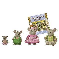 Li'l Woodzeez Handydandys Mouse Family : Target Mobile