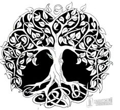 Download your free Tree of Life Stencil here. Save time and start your project…
