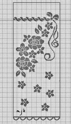 21 ideas crochet lace pattern edging tutorials for 2019 Filet Crochet, Crochet Lace Edging, Crochet Doilies, Crochet Flowers, Crochet Heart Blanket, Crochet Kids Scarf, Knitting Charts, Knitting Patterns, Crochet Pillow Patterns Free