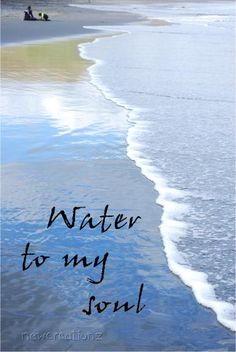 Water to my Soul 6x4 photograph by NewCreatioNZ on Etsy, $9.00