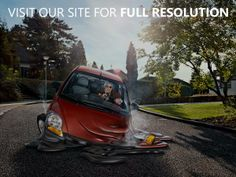 Melting Cars, CGI and Post-Production by Souverein | CrispMe