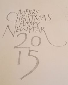 Jürgen Vercaemst Cool Lettering, Handwriting, Christmas Cards, Greeting Cards, Jokes, Calligraphy, Letters, Pencil, Drawings