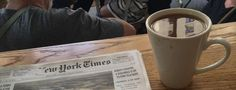 Earth Cafe is one of The 11 Best Coffeeshops with WiFi in the Upper West Side, New York.