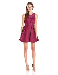 BCBGeneration Women's Sleeveless Illusion Neck and Back Dress, Crushed Berry, 0 BCBGeneration http://www.amazon.com/dp/B013FWUOHS/ref=cm_sw_r_pi_dp_MMbowb1S8MB1J