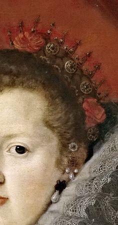 Pantoja de la Cruz, Juan -- Margarita de Austria, reina de España