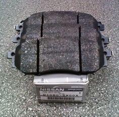 Nissan Navara/Pathfinder (D40M/R51M) Front Brake Pads 2010MY- - D10605X00A