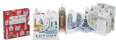 Features twelve of London s most famous sites.  **Great for anyone planning to visit the capital**
