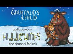 The Gruffalo's Child - Audio Book Bed Story, Gruffalo's Child, Pixar Shorts, Books On Tape, Listen To Reading, British Sign Language, The Gruffalo, Read Aloud, Pre School