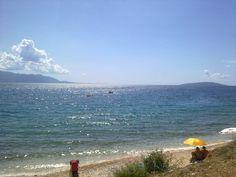 Sea in Gradac, Croatia :)