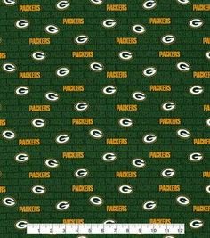 Nfl Green Bay Packers Mini Print Ctn