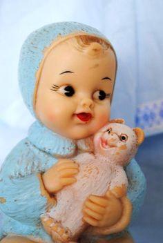 Boneca Carinhosa 1973