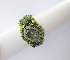 Northern spring Beaded bracelet seed beads for women girl