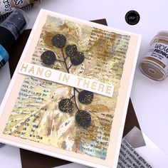 Rainbows – Day 2 Blog Hop: Simon Says Stamp Call Art, Artist Trading Cards, Simon Says Stamp, Mixed Media Canvas, Altered Art, Collage Art, Vintage Art, Canvas Art, Rainbow