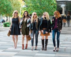 BLOGGER GIRL'S NIGHT OUT