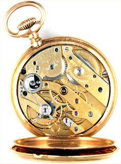 Patek Philippe Pocket Watch.