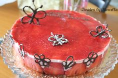 Cheesecake con fragole