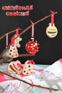 Olio e Aceto: Ricetta biscotti di Natale