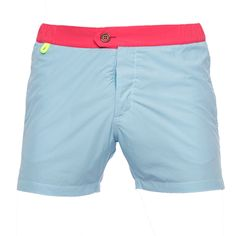 Maillot de bain homme Gili's Light Blue