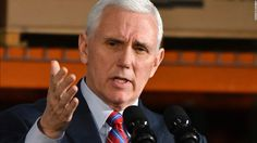 The vice president has been making the rounds to assure Republicans that this is a plan worth backing, but conservatives and moderates have reason to worry, writes Julian Zelizer. Mike Pence, Cnn Politics, Current News, Vice President, Big Time, Infographics, No Worries, Health Care, Presidents