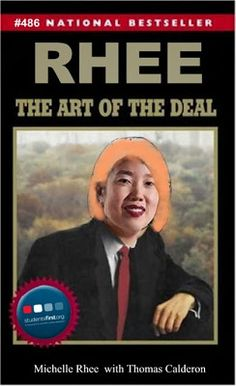Failed DC Chancellor Michelle Rhee's real legacy: Here's what's most shameful about her reign