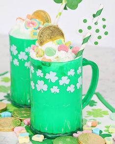 These Fabulous Adhesive Shamrock Shapes are a lucky addition to craft supplies. Great for adding to St. Patrick's Day scrapbook pages or incorporating into a classroom activity, these shapes come in various sizes, shades of green and different patterns. As a gift-giving idea, plant some clovers and stick these small shapes to the pot, then give to your friends that celebrate the green-themed holiday. Little leprechauns will love sticking these shamrock shapes to whatever they create! Foam…