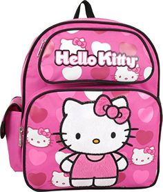 Hello Kitty Backpack Style Laptop Case (KT4337P   Hello kitty backpacks, Laptop  cases and Hello kitty 501db24e4d