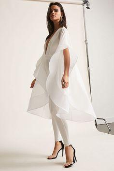68c1de5bed5 Velvet Sheer Bell-Sleeve Jumpsuit Jumpsuit With Sleeves