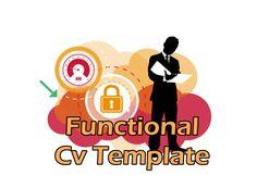 functional cv template - Functional Cv Example