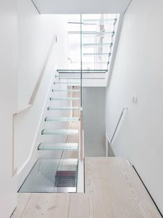 Gallery Of GC House / YourArchitectLondon   8. Modern Stair RailingStaircase  DesignCantilever ...