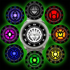 They knew the light had many forms, but the gaurdians chose will as base for their power rings, and the green lantern corp was born. Description from pinterest.com. I searched for this on bing.com/images