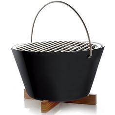 Barbecue de table, Noir, Eva Solo