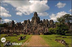 Bayon Temple, Angkor Thom, Cambodia Faroe Islands, Angkor, Cambodia, New England, Monument Valley, Egypt, Temple, Photo Galleries, Asia