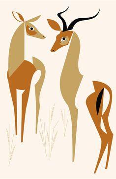 Impala by Eleanor Grosch