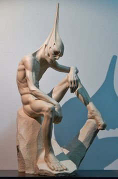 Sculptor Daniel Williams reimagines the classical nude sculpture.