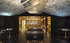Luxury interior design projects built by Studio Munge are an effect of their passionate and inspiring creative work: discover the Restaurant Akira Back. Restaurant Design Moderne, Restaurant Interior Design, Top Interior Designers, Bar Design Awards, Contemporary Interior Design, Luxury Interior Design, Design Firms, Luxury Furniture, Modern Furniture