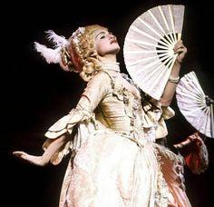Madonna Vogue, Little Sisters, 18th Century, Divas, Instagram, Dresses, Fan, Mood, Design