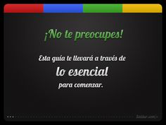 http://luisfernandovasquezmontoya.wordpress.com/    Guía círculos Google+.