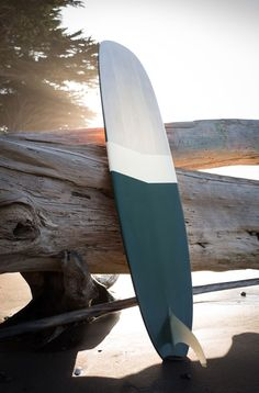 A show stopper of a surfboard.