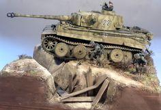 Tiger I - at Kursk 1943