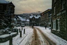 Dolgellau, Wales