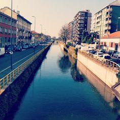 Via Ascanio Sforza 81/A nel Milano, Lombardia