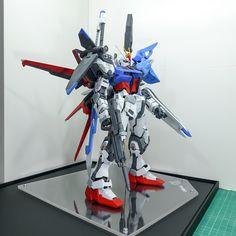 GUNDAM GUY: PG 1/60 Perfect Strike Gundam - Painted Build